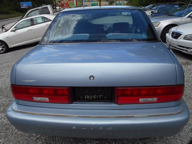 1996 Buick Regal for sale at Unity Auto Sales in Pittsburgh PA