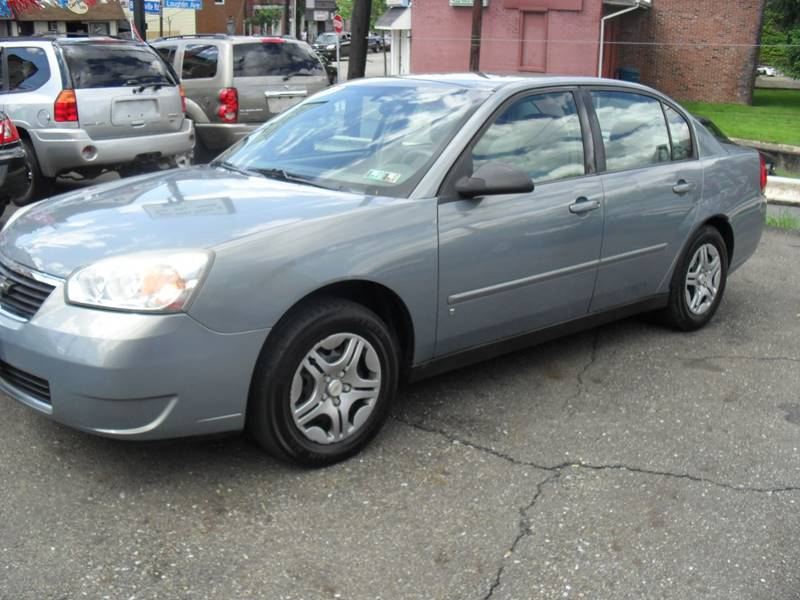 2007 Chevrolet Malibu for sale at Unity Auto Sales II in Pittsburg PA
