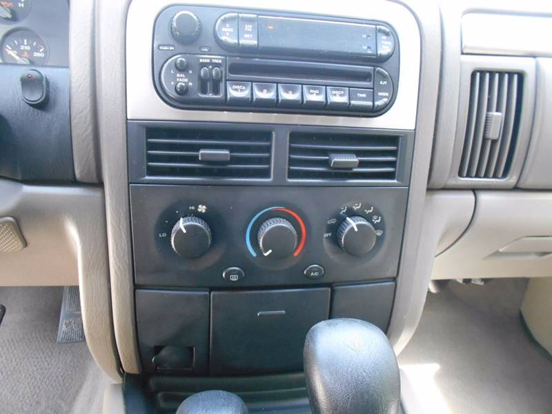 2002 Jeep Grand Cherokee for sale at Unity Auto Sales in Pittsburgh PA