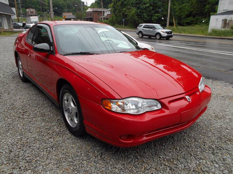 2005 Chevrolet Monte Carlo for sale at Unity Auto Sales II in Pittsburg PA