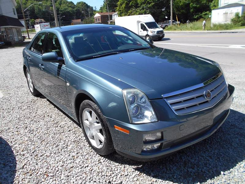 2006 Cadillac STS for sale at Unity Auto Sales II in Pittsburg PA
