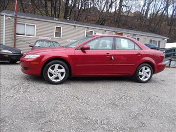 2003 Mazda MAZDA6 for sale at Unity Auto Sales II in Pittsburg PA