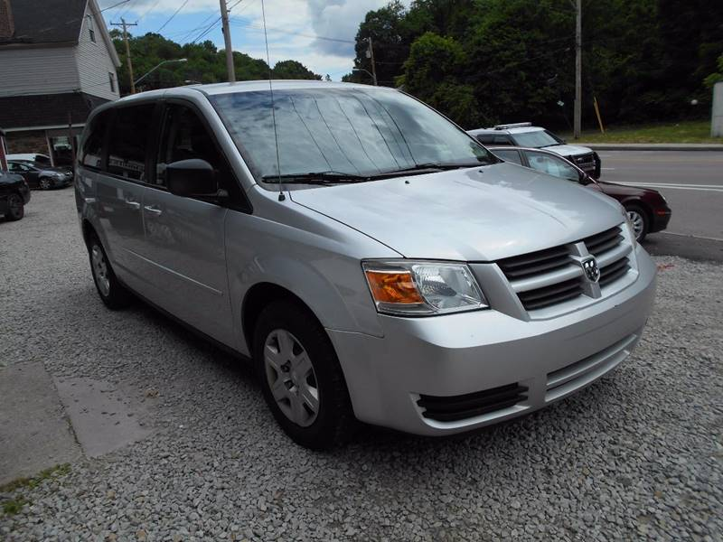 2009 Dodge Grand Caravan for sale at Unity Auto Sales in Pittsburgh PA
