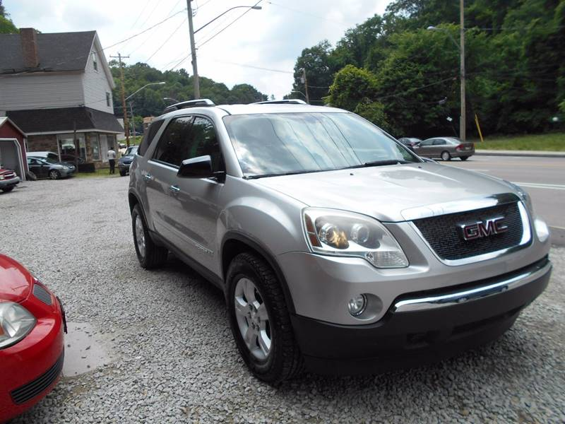 2007 GMC Acadia for sale at Unity Auto Sales in Pittsburgh PA