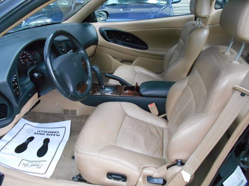 2000 Chrysler Sebring for sale at Unity Auto Sales II in Pittsburg PA