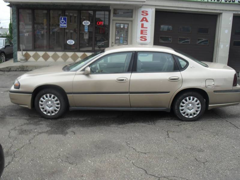 2004 Chevrolet Impala for sale at Unity Auto Sales II in Pittsburg PA