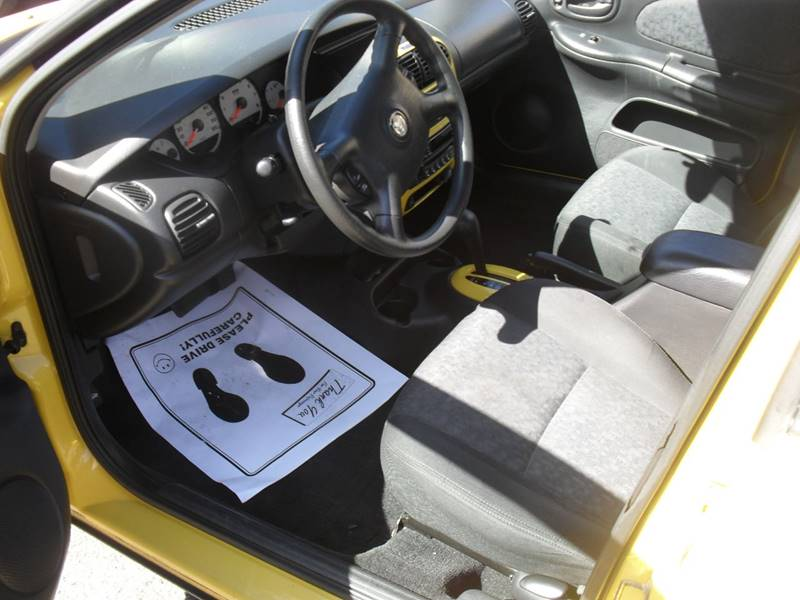 2002 Dodge Neon for sale at Unity Auto Sales in Pittsburgh PA