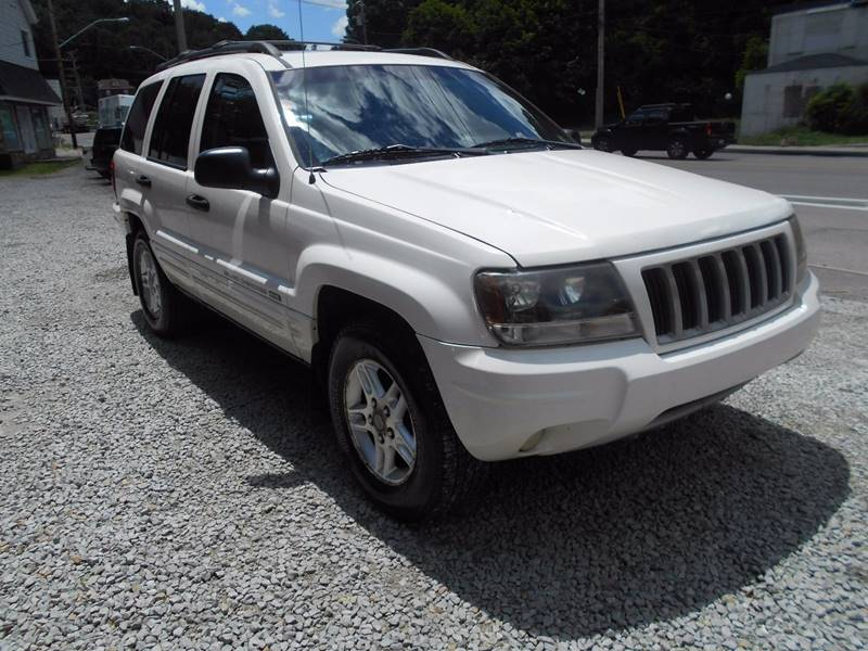 2004 Jeep Grand Cherokee for sale at Unity Auto Sales in Pittsburgh PA