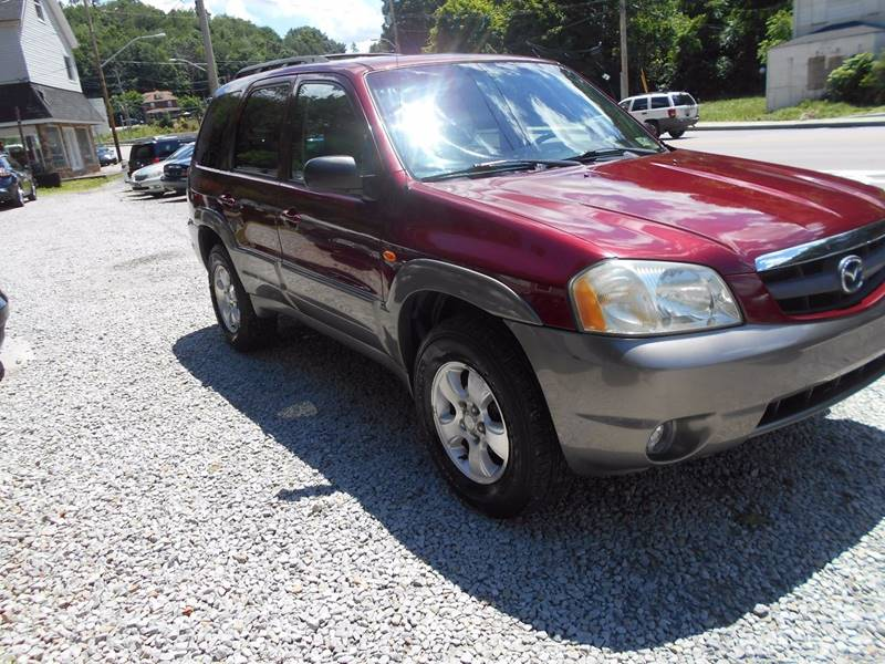 2003 Mazda Tribute for sale at Unity Auto Sales in Pittsburgh PA