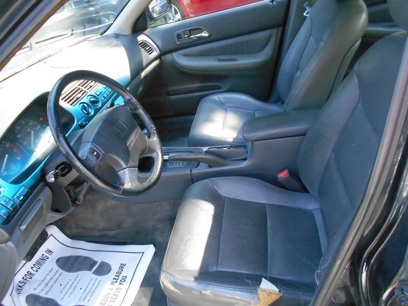 1996 Honda Accord for sale at Unity Auto Sales in Pittsburgh PA