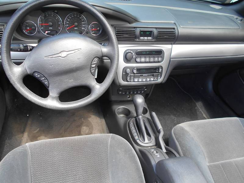 2006 Chrysler Sebring for sale at Unity Auto Sales in Pittsburgh PA