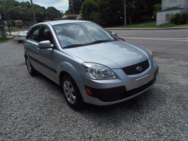 2009 Kia Rio5 for sale at Unity Auto Sales in Pittsburgh PA