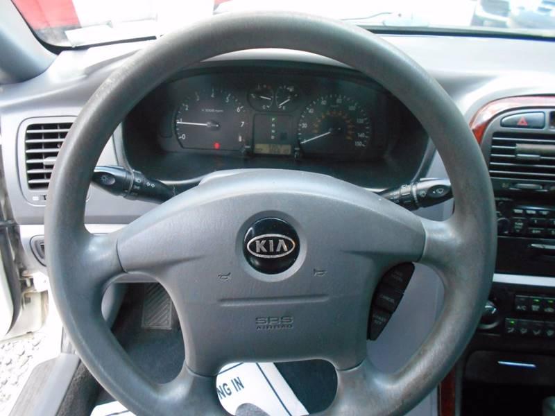 2004 Kia Optima for sale at Unity Auto Sales in Pittsburgh PA