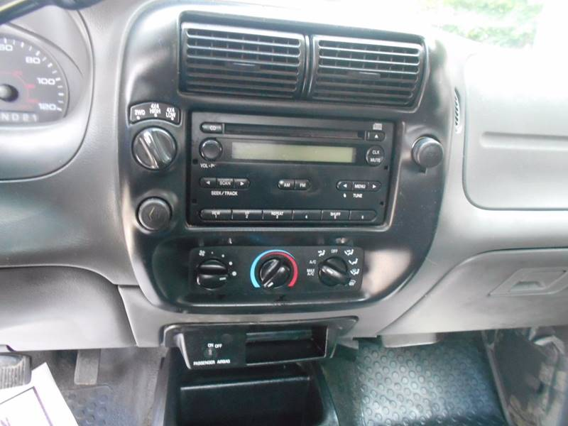 2004 Ford Ranger for sale at Unity Auto Sales in Pittsburgh PA