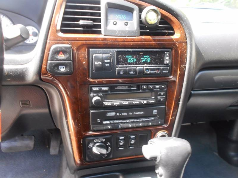 2001 Nissan Pathfinder for sale at Unity Auto Sales in Pittsburgh PA