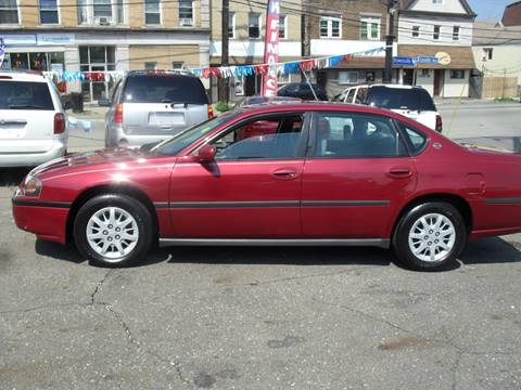 2005 Chevrolet Impala for sale at Unity Auto Sales II in Pittsburg PA