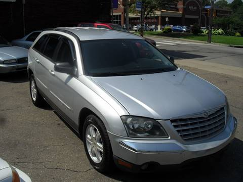 2004 Chrysler Pacifica for sale at Unity Auto Sales in Pittsburgh PA