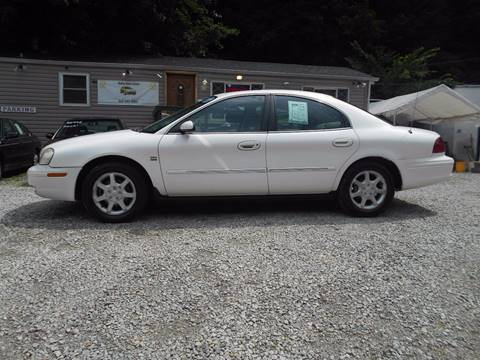 2002 Mercury Sable for sale at Unity Auto Sales in Pittsburgh PA