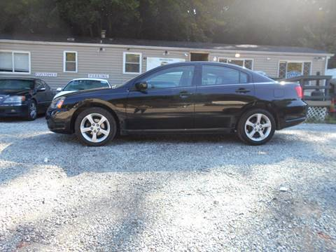 2009 Mitsubishi Galant for sale at Unity Auto Sales in Pittsburgh PA