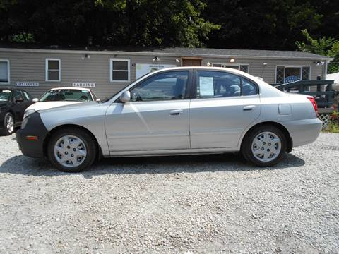 2004 Hyundai Elantra for sale at Unity Auto Sales in Pittsburgh PA