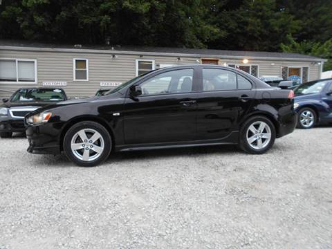 2009 Mitsubishi Lancer for sale at Unity Auto Sales in Pittsburgh PA