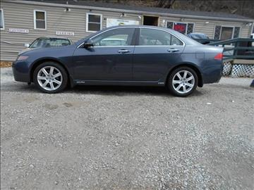 2004 Acura TSX for sale at Unity Auto Sales in Pittsburgh PA