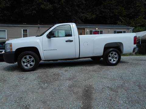 2008 Chevrolet Silverado 1500 for sale at Unity Auto Sales in Pittsburgh PA