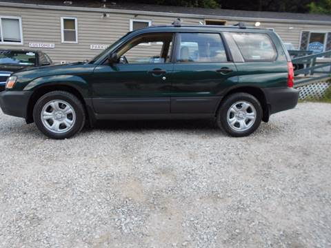 2005 Subaru Forester for sale at Unity Auto Sales in Pittsburgh PA