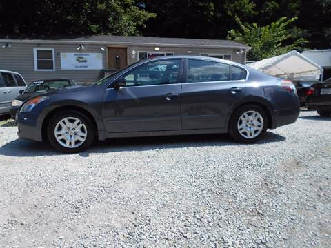 2009 Nissan Altima for sale at Unity Auto Sales in Pittsburgh PA