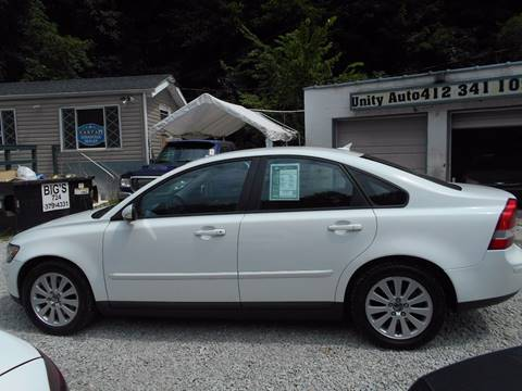 2004 Volvo S40 for sale at Unity Auto Sales in Pittsburgh PA