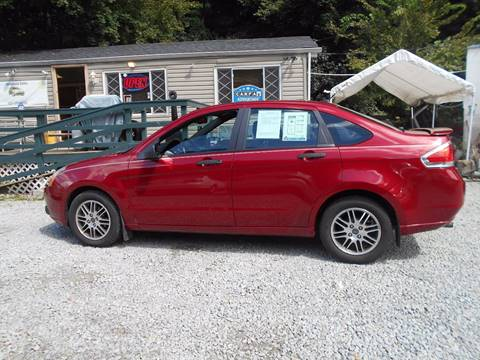 2011 Ford Focus for sale at Unity Auto Sales in Pittsburgh PA