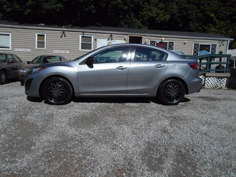 2011 Mazda MAZDA3 for sale at Unity Auto Sales in Pittsburgh PA