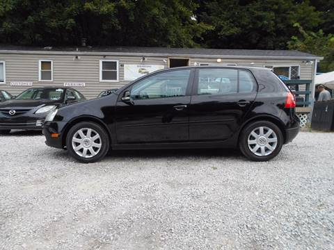 2006 Volkswagen Rabbit for sale at Unity Auto Sales in Pittsburgh PA