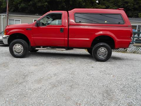 2000 Ford F-350 Super Duty for sale at Unity Auto Sales in Pittsburgh PA
