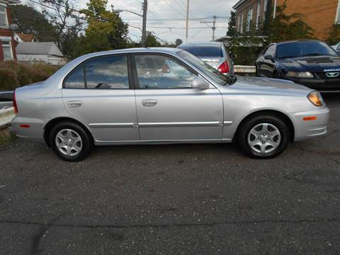 2003 Hyundai Accent for sale at Unity Auto Sales II in Pittsburg PA