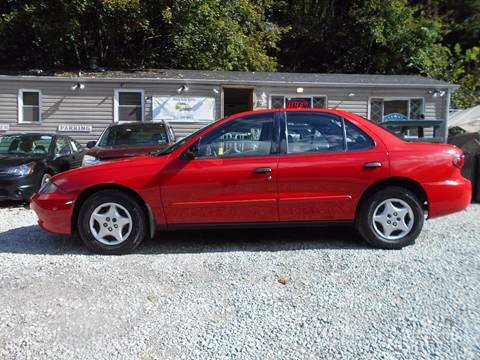 2004 Chevrolet Cavalier for sale at Unity Auto Sales in Pittsburgh PA