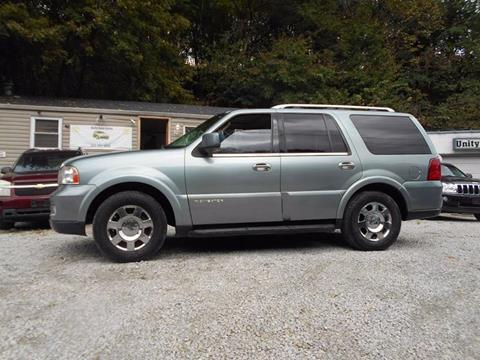2006 Lincoln Navigator for sale at Unity Auto Sales II in Pittsburg PA