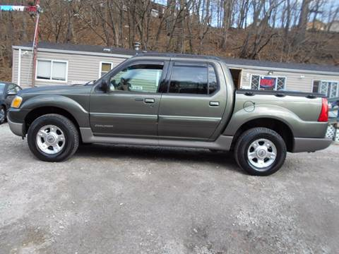 2002 Ford Explorer Sport Trac for sale in Pittsburgh, PA
