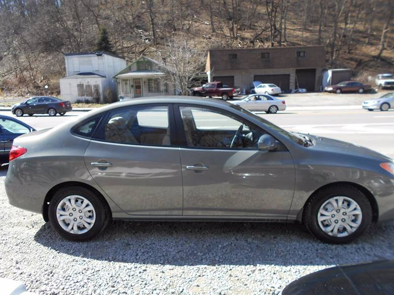 2009 Hyundai Elantra for sale at Unity Auto Sales in Pittsburgh PA