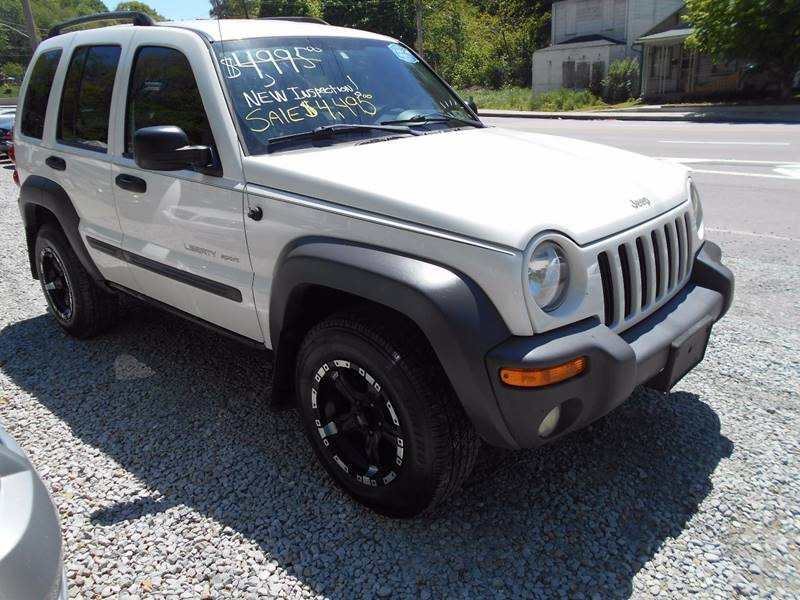 2003 Jeep Liberty for sale at Unity Auto Sales in Pittsburgh PA