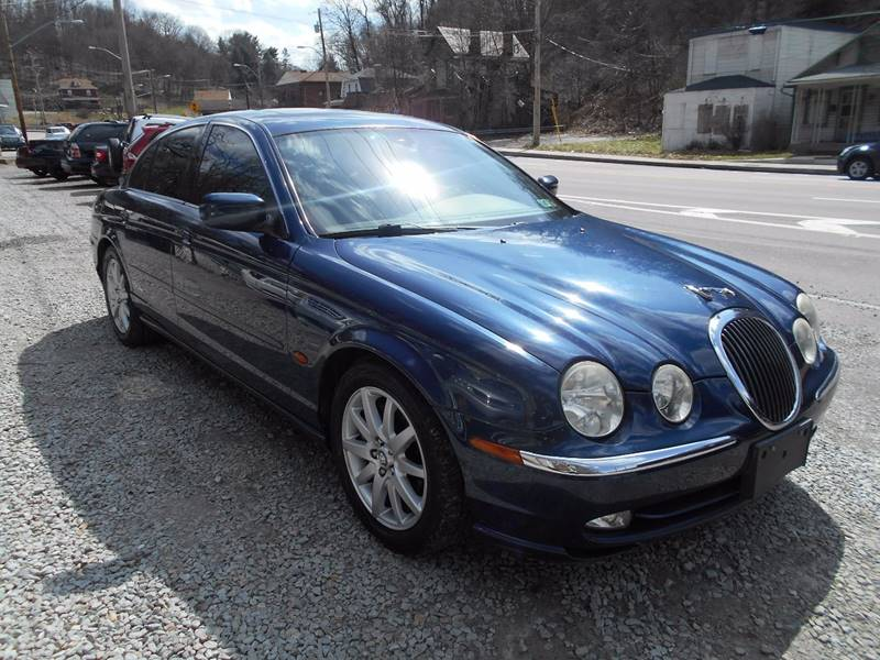 2000 Jaguar S-Type for sale at Unity Auto Sales II in Pittsburg PA