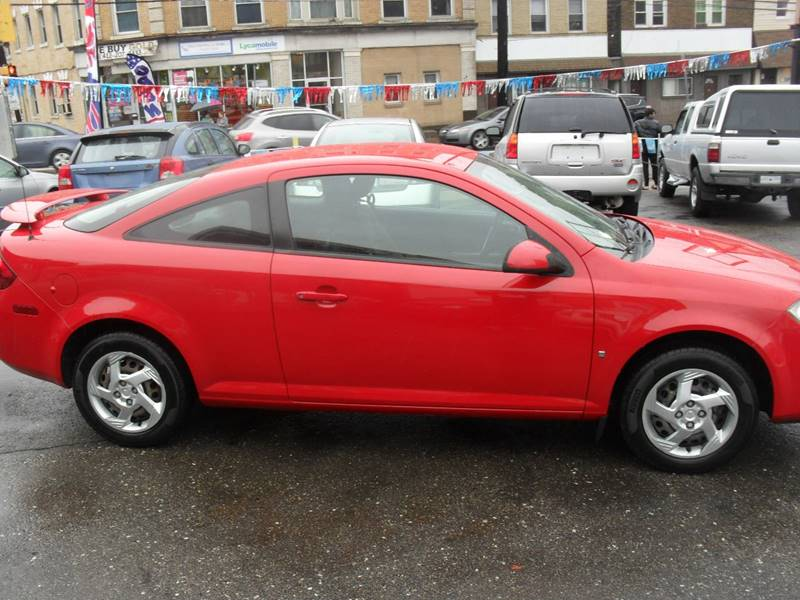 2007 Pontiac G5 for sale at Unity Auto Sales II in Pittsburg PA