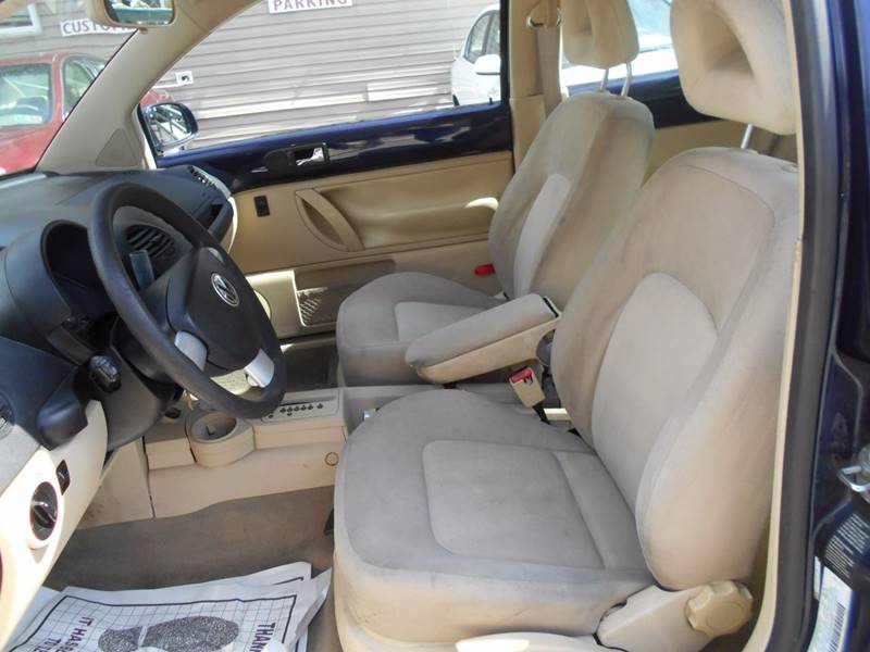 2002 Volkswagen New Beetle for sale at Unity Auto Sales in Pittsburgh PA