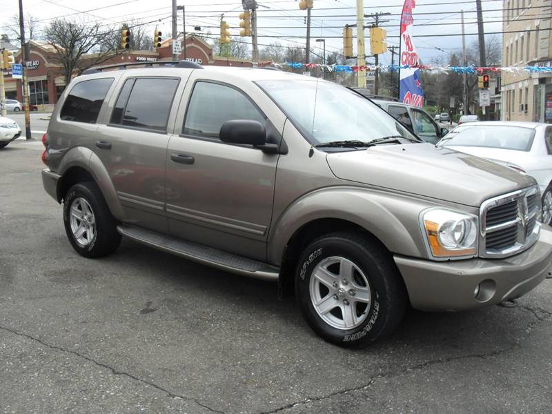 2005 Dodge Durango for sale at Unity Auto Sales II in Pittsburg PA