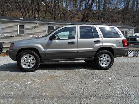 2001 Jeep Grand Cherokee for sale at Unity Auto Sales in Pittsburgh PA
