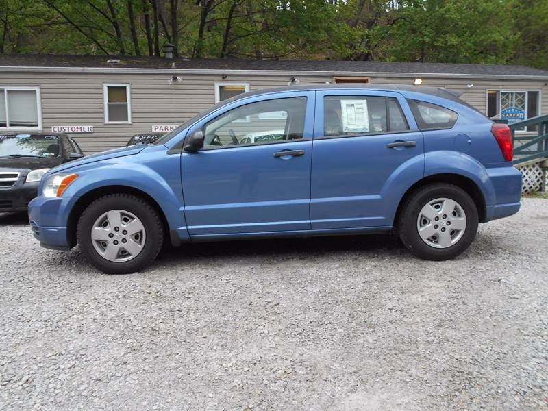 2007 Dodge Caliber for sale at Unity Auto Sales in Pittsburgh PA
