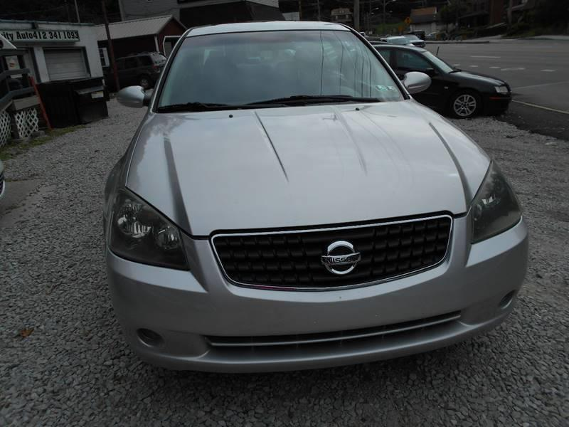 2005 Nissan Altima for sale at Unity Auto Sales in Pittsburgh PA