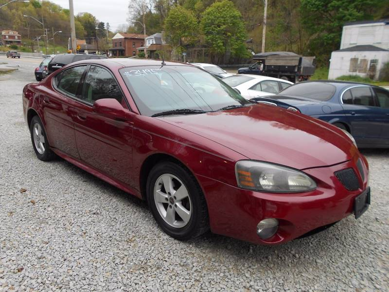 2005 Pontiac Grand Prix for sale at Unity Auto Sales II in Pittsburg PA