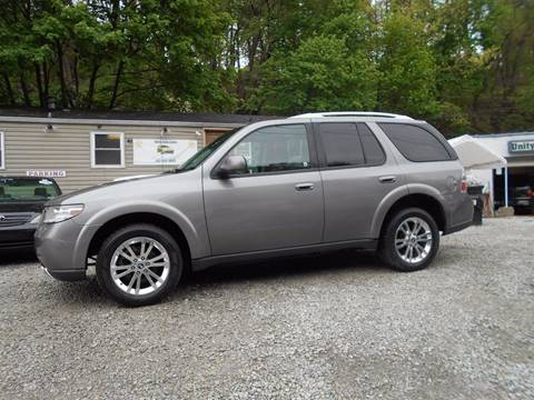 2009 Saab 9-7X for sale at Unity Auto Sales in Pittsburgh PA
