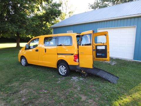 2015 Nissan NV200 for sale in Columbus, OH